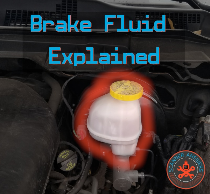 brake fluid explained