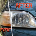 How to Remove Water and Condensation on the Tail Lights of your