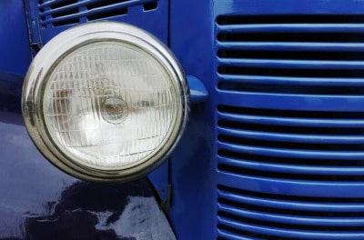 reflector headlight
