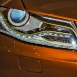 custom car led headlight