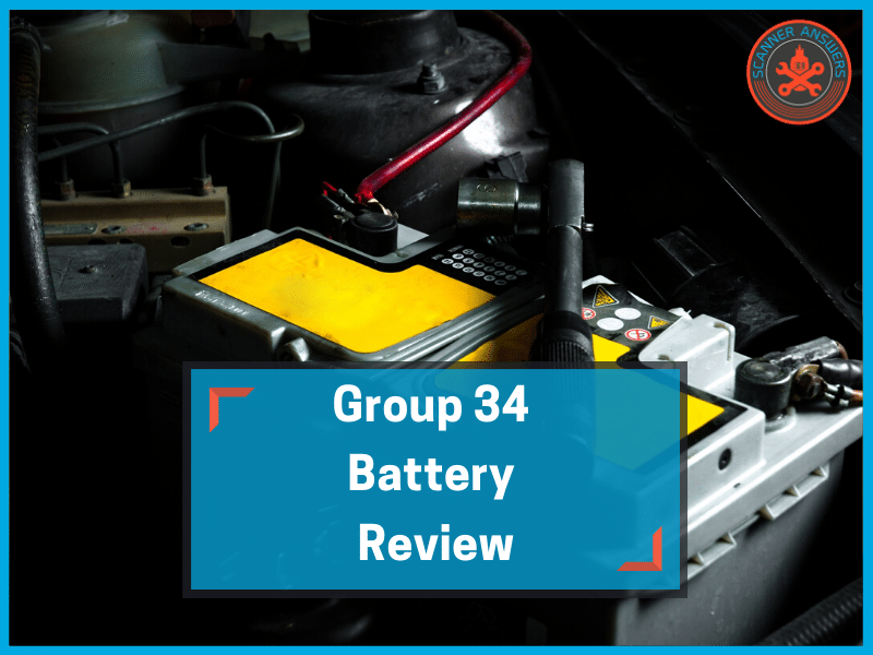 Group 34 Battery Review