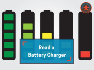 Read a Battery Charger