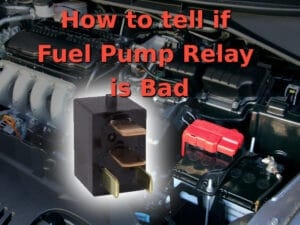how to tell if fuel pump relay is bad