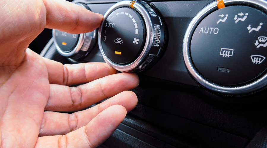 Auto Air Conditioning Troubleshooting
