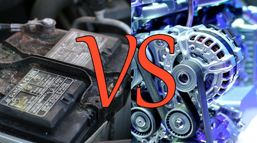Signs Of A Bad Car Battery Vs Alternator Which Is To Blame