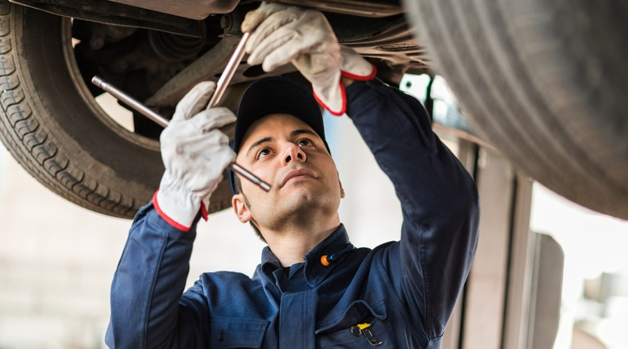 What's the history of your past car repair costs