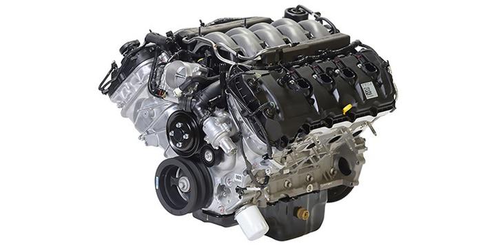 5.0L DOHC Aluminator Engine