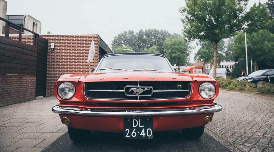 Ongoing Care For Your Classic Mustang