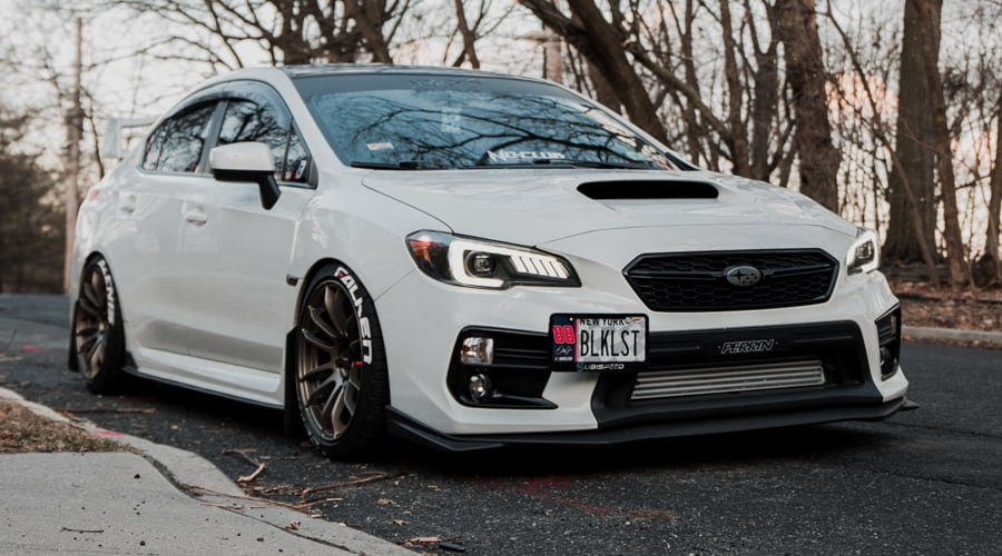 Subaru WRX Performance Parts Modification Guide