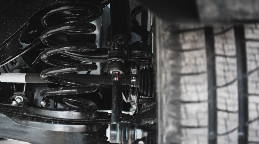 Suspension System And Lift Kits