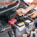 car battery low charge