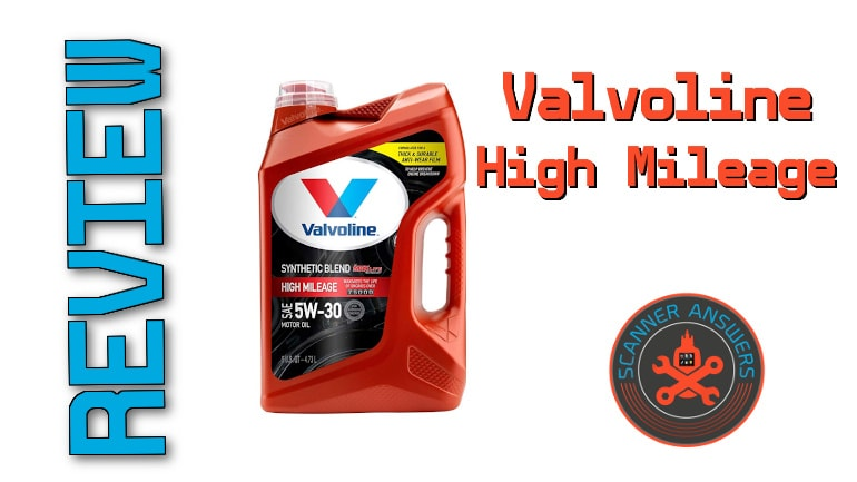 valvoline high mileage review