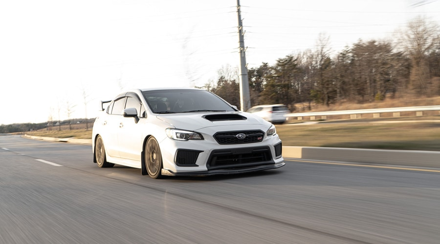 A Cobb Tuning Accessport Makes A Subaru WRX A Better Daily Driver