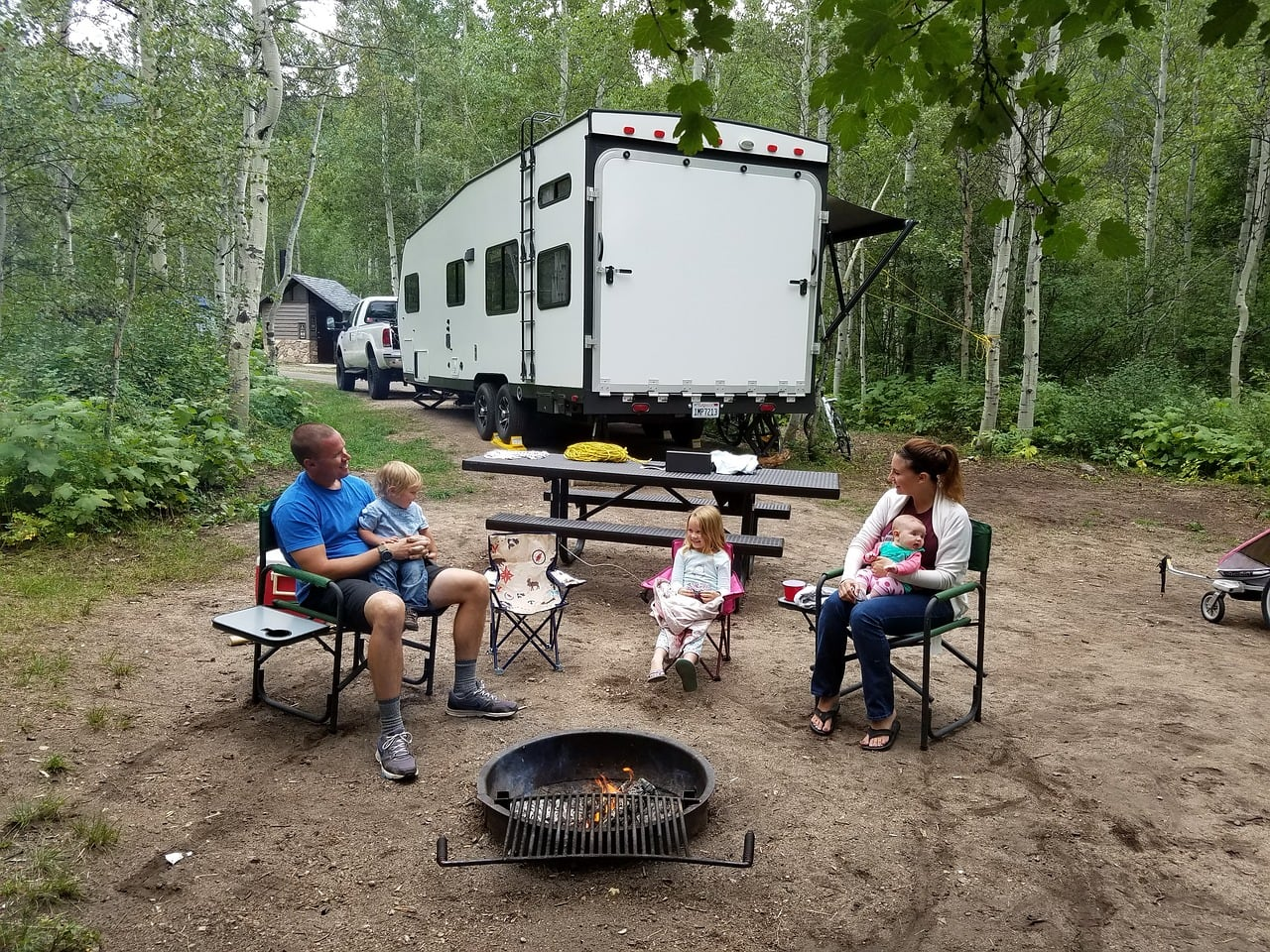Family Size Camping