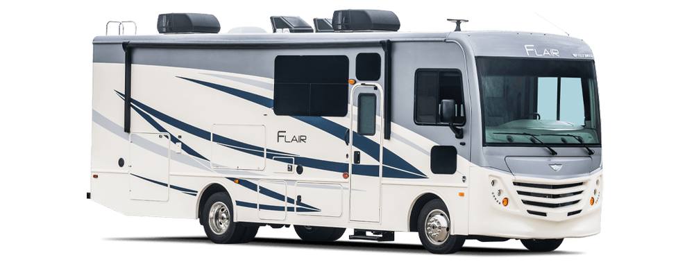 Fleetwood Flair 28A Exterior
