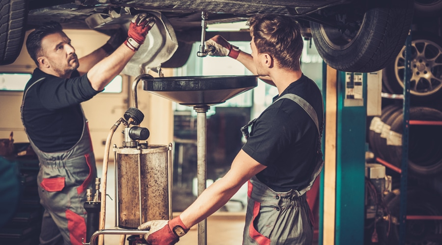 How Long Does Oil Change Take Are There Ways To Speed It Up