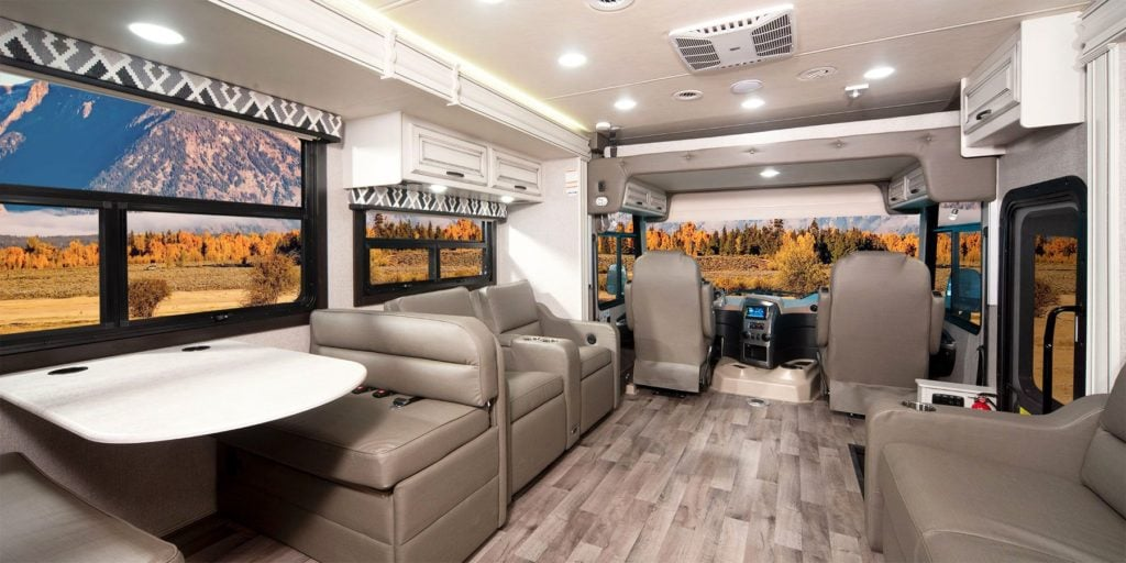 Jayco Precept 29V Interior