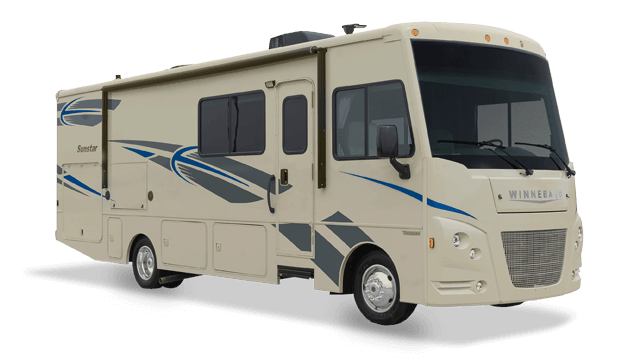 Winnebago Sunstar 29VE Exterior