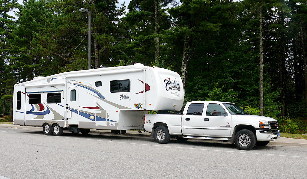 Half Ton Fifth Wheel Towing