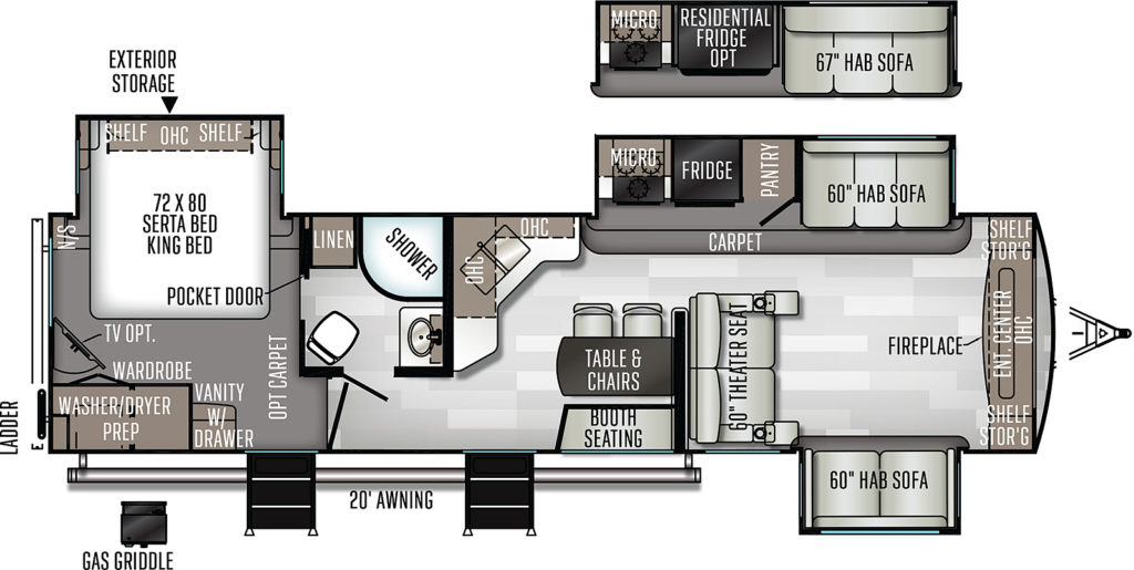 Rockwood Floorplan