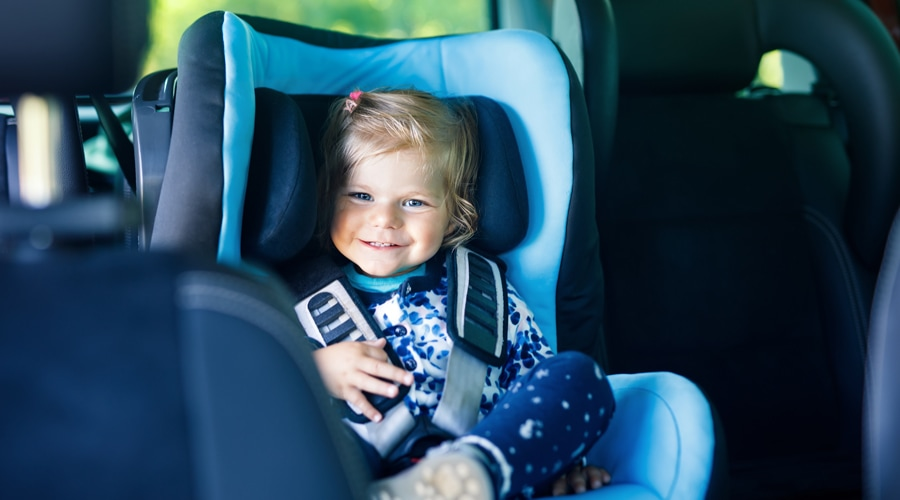 Choosing The Best Car Seat For Toddler And Older Children