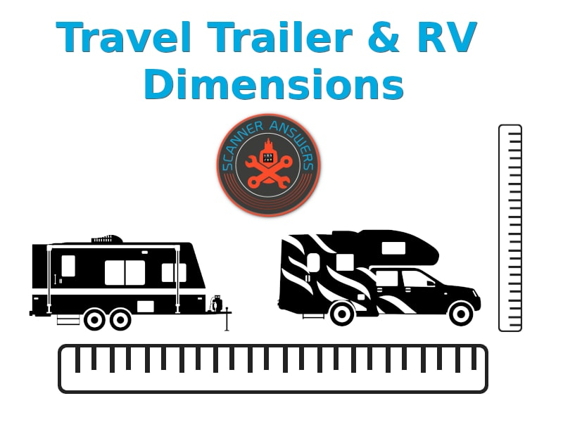 Travel Trailer and RV Dimensions