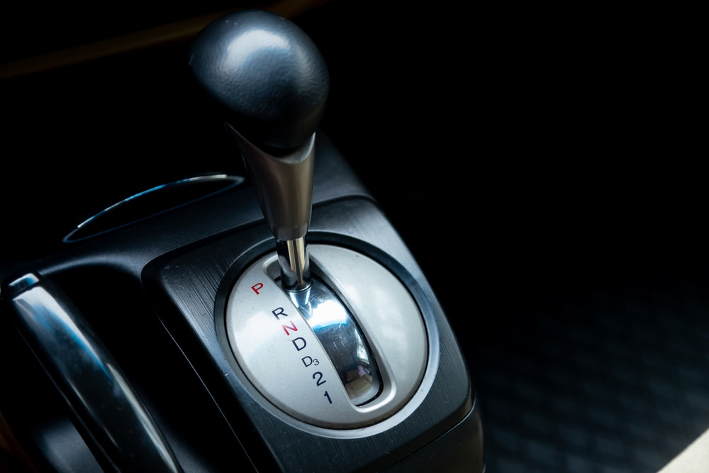 automatic transmission gear shifter knob