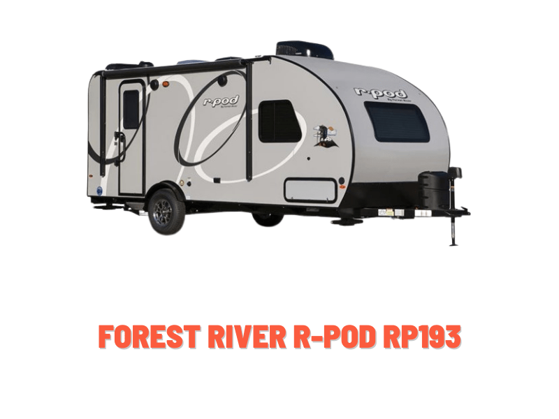 Forest River R-Pod RP193