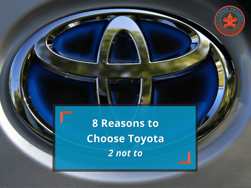 Why Buy a Toyota VS Any Other Car Brand
